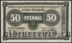 Германия, Alten-Grabow, 50 пфеннингов 1916 года