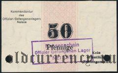Германия, Neisse, 50 пфеннингов