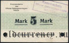 Германия, Neisse, 5 марок