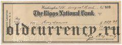 Литовская дипломатическая миссия в США, чек на 239,93 долларов 1936 года