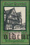 Целле (Celle), 25 пфеннингов 1922 года