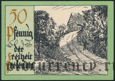 Фрайеноль (Freienohl), 50 пфеннингов